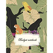 Budget Notebook: Monthly Money Planner, Budget Planner Organizer: Spending Tracker, Debt Repayment Plan, Bill Payment Tracker 128 Pages Large Print 8.5 X 11