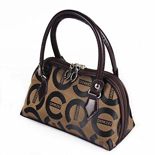 nuovo Mini Ms. Minigrip sacchetti in vecchio pacchetto MOM pack acquistando una confezione per alimenti telefono parti del pacchetto a portafoglio borse donna lunga19cm alto12cm fondo8.11cm Grande buio C lettere