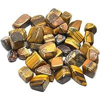 Healing Crystals India ST0248 Tumble Tigerauge (1,5-5,1 cm), 500 g preisvergleich bei billige-tabletten.eu