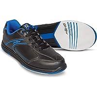Scarpe da bowling unisex KR Strike Force Flyer, per destrimani e mancini, blu, sistema di traspirazione Titania