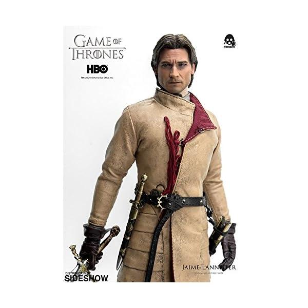 Figura de colección Three Zero Game of Thrones: Jaime Lannister (1/6) 6