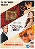 Moulin Rouge/Mr And Mrs Smith/Thelma And Louise [DVD] by Jerry Seinfeld