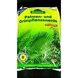 10L de palmeras y plantas verdes Tierra palmera Tierra
