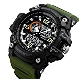 Skmei Analog Digital Multifuction Premium Sports Watch for Men and Boys