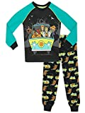 Scooby Doo Boys Pyjamas - Snuggle Fit - Ages 3 to 12 Years