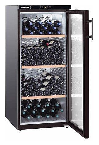 Liebherr WKB-3212 Weinkühlschrank / A / 164 bouteilles