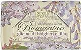 NESTI DANTE Romantica, Tuscan Wisteria & Lilac Soap 250 g
