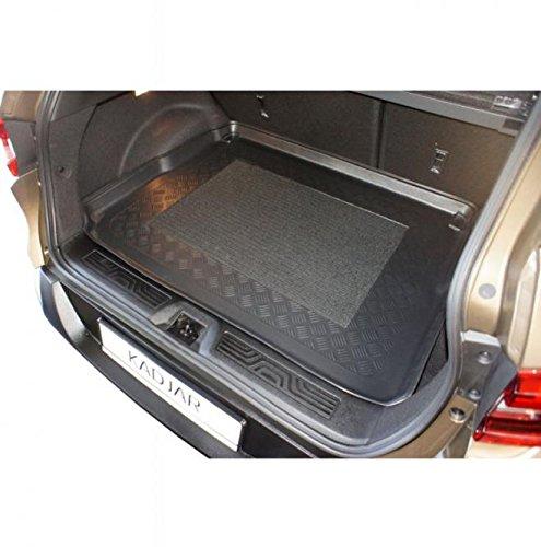 Oppl 80009229 Renault Kadjar SUV/5 2015- Kofferraumwanne Classic (mit aufgeklebter Antirutschmatte)