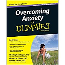 Overcoming Anxiety For Dummies - Australia / NZ by Christopher Mogan (2015-02-23)