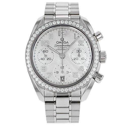 Omega Speedmaster madre de perla Cronógrafo Damas Reloj 324.15.38.40.05.001por Omega