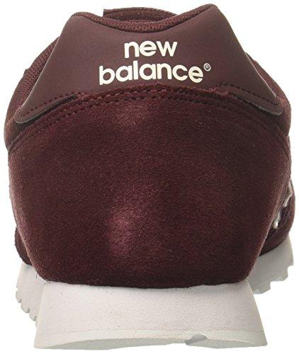 New bordeaux 373 Balance Ginnastica Uomo Scarpe Rosso Da Rosso rrzwqgnPZ