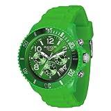 Madison New York Unisex-Armbanduhr Candy Chrono Chronograph Silikon U4362-10