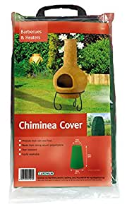 Gardman chiminea cover amazoncouk garden outdoors for Amazon gardman furniture covers