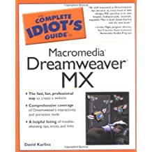 The Complete Idiot's Guide to Macromedia Dreamweaver 5 by David Karlins (2002-06-25)