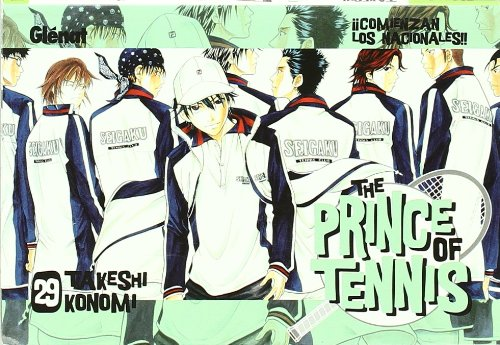 The prince of tennis 29 (Shonen Manga) por Takeshi Konomi