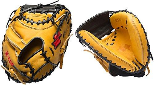 Top-grain-rindsleder-handschuhe (SSK s16200ct2p 83,8cm Select Profi Serie Baseball Fanghandschuh NEU.)