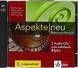 Aspekte Neu: Audio-cds Zum Kursbuch (2 by Ute Koithan (2014-03-01)