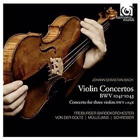 Concerto for two violins BWV 1043 in D Minor: II. Largo ma non tanto