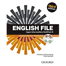 English File third edition: English File 3rd Edition Upper-Intermediate. Split Edition Multipack B