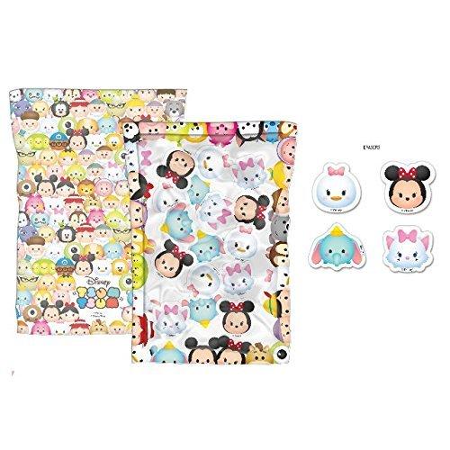 Offiziell Disney Tsum 12 Mini Radierer Schreibset Minnie Daisy Marie Dumbo