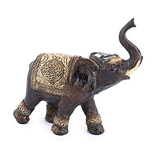 pajoma Dekofigur Elefant Omysha, Höhe 15 cm
