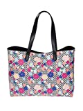 Hogan Borsa Shopping Donna Kbw00ga5401ifd0001 Pelle Multicolor