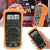 navigatee Probador Digital Automático, Multímetro Digital Automático, Medidor Portátil En El Hogar, Pantalla LCD Y Retroiluminación PM8233, Herramienta De Prueba