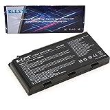 BLESYS - 11.1V/7800mAh MSI BTY-M6D Sostituzione della batteria del computer portatile in forma MEDION Erazer X6813 X6811, MSI GX780R GX780DXR GX780DX GX780 GX680R GX680 GX660R GX660DXR GX660DX GX660D GX660 GT780R GT780DXR GT780DX GT780D GT780 GT760R GT760 GT683R GT683 GT680R GT680DXR GT680DX GT680 GT670 GT663R GT663 GT660R GT660 E6603