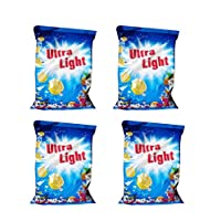 Ayan'S Group Ultra Light Wash Powder,Pack of 4(Color:Multi)