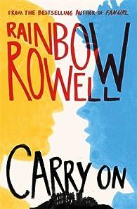 Carry on par Rainbow Rowell