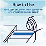 Comfort Pure Hypoallergenic and Dermatologically Tested Fabric Conditioner 166 Wash, 5 L