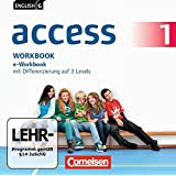 English G Access 01: 5. Schuljahr. e-Workbook auf CD-ROM