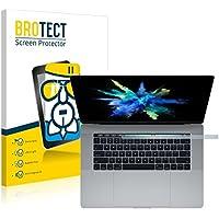 """BROTECT Protection Ecran Verre Compatible avec Apple Macbook Pro Touch Bar (15"""") - Protecteur Vitre 9H, AirGlass"""