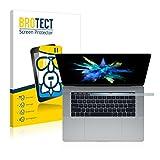 Apple Macbook Pro Touch Bar 15' (Affichage inférieur) Protection Verre - BROTECT AirGlass Film Protecteur écran Vitre