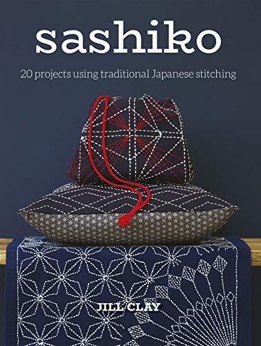 Sashiko-designs (Sashiko: 20 Projects Using Traditional Japanese Stitching)