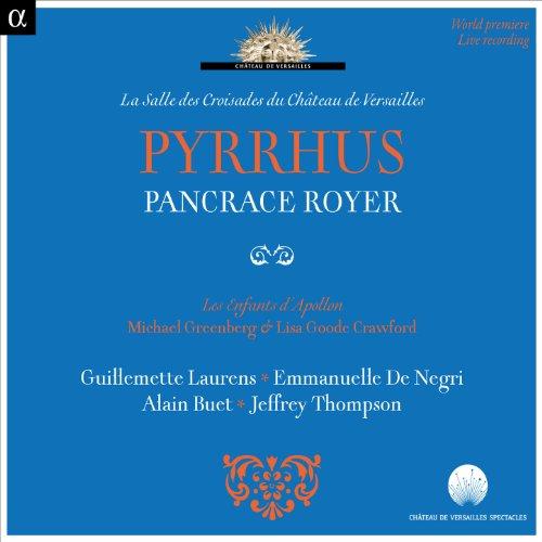Pyrrhus, Act II, Scene 2: « Prince, reprenez l'espérance »