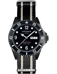 University Sports Press EX-D-MBB-40-NN-BLIVBL - Reloj de cuarzo unisex, correa de nailon color negro
