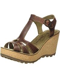 FLY London Gold - Zapatos para mujer