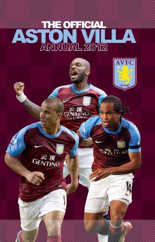Official Aston Villa FC Annual 2012 (Annuals 2012) por Rob Bishop