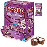 Haribo Barres Individuelles Chamallowss Choco Flowpack x 50