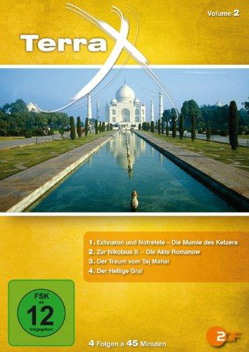 Terra X - Volume 2: Echnaton und Nofretete / Die Akte Romanow / Taj Mahal / Der Heilige Gral