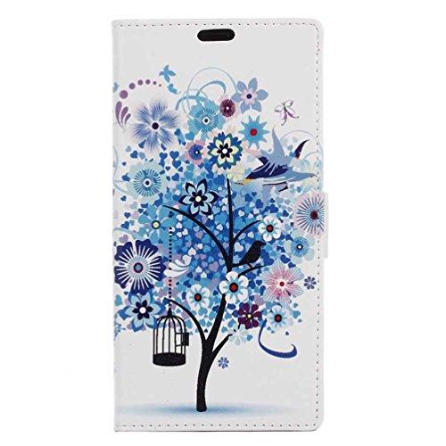 Hülle Für Doogee X30, PU Leder Etui Hülle im Bookstyle Handy Tasche für Doogee X30 Schutzhülle Schale Flip Cover Wallet Case (KW-04#)