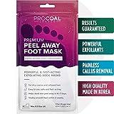 Foot Peel, Korean Foot Peeling Mask for Soft Baby Feet - Exfoliating Foot