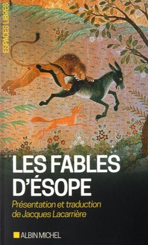 Les Fables d'Ésope: Suivies d'un essai sur le symbolisme des Fables