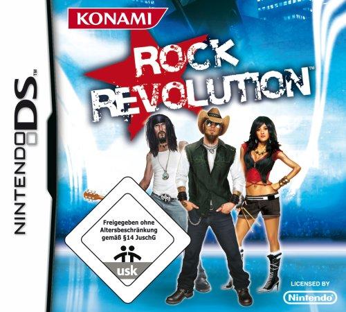 Sammlung-media-konsole (Rock Revolution)
