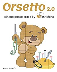 Orsetto 2.0: schemi punto croce by Potrichina