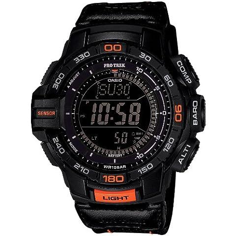 Casio PROTREK Tough Solar Triple Sensor ver. 3hombres del reloj prg-270b-1jf (importación de