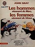 Les hommes viennent de Mars - Logiques Editions - 31/05/2000