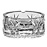 Crystaljulia 3040 Aschenbecher Bleikristall 10 x 5 cm