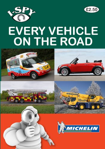 I-Spy Every Vehicle on the Road